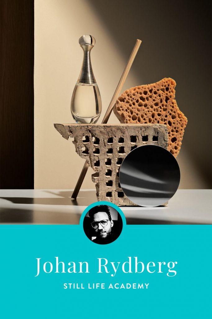 Interview with still-life photographer Johan Rydberg