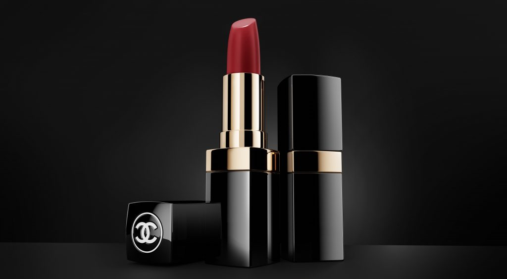 CGI lipstick tutorial