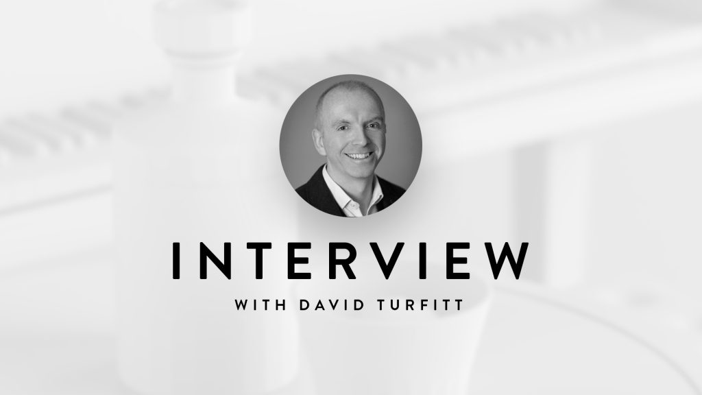 Interview with a CGI artist David Turfitt, London, UK